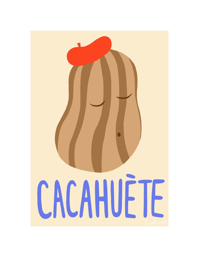 Image of CACAHUÈTE