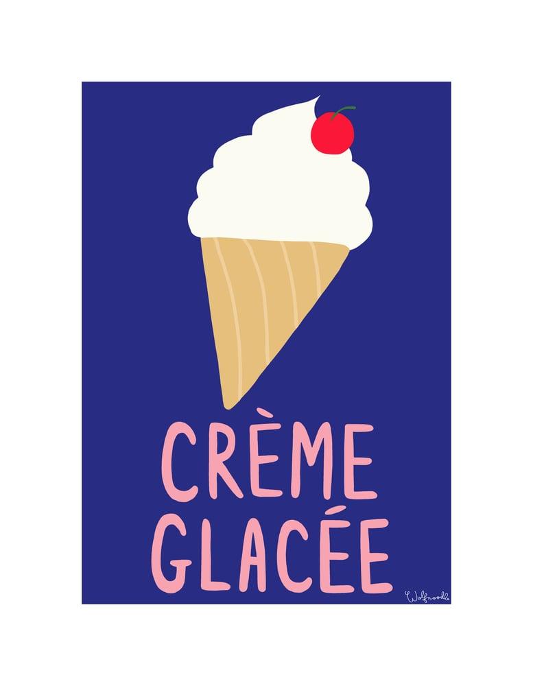 Image of CRÈME GLACÉE