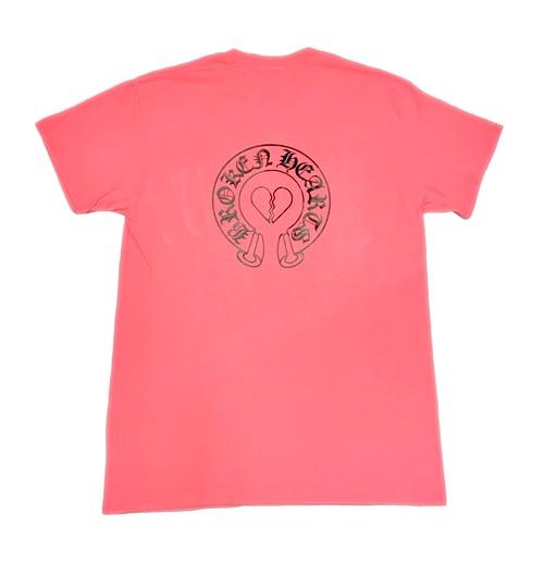 Image of Broken Hearts Tee (Pink)