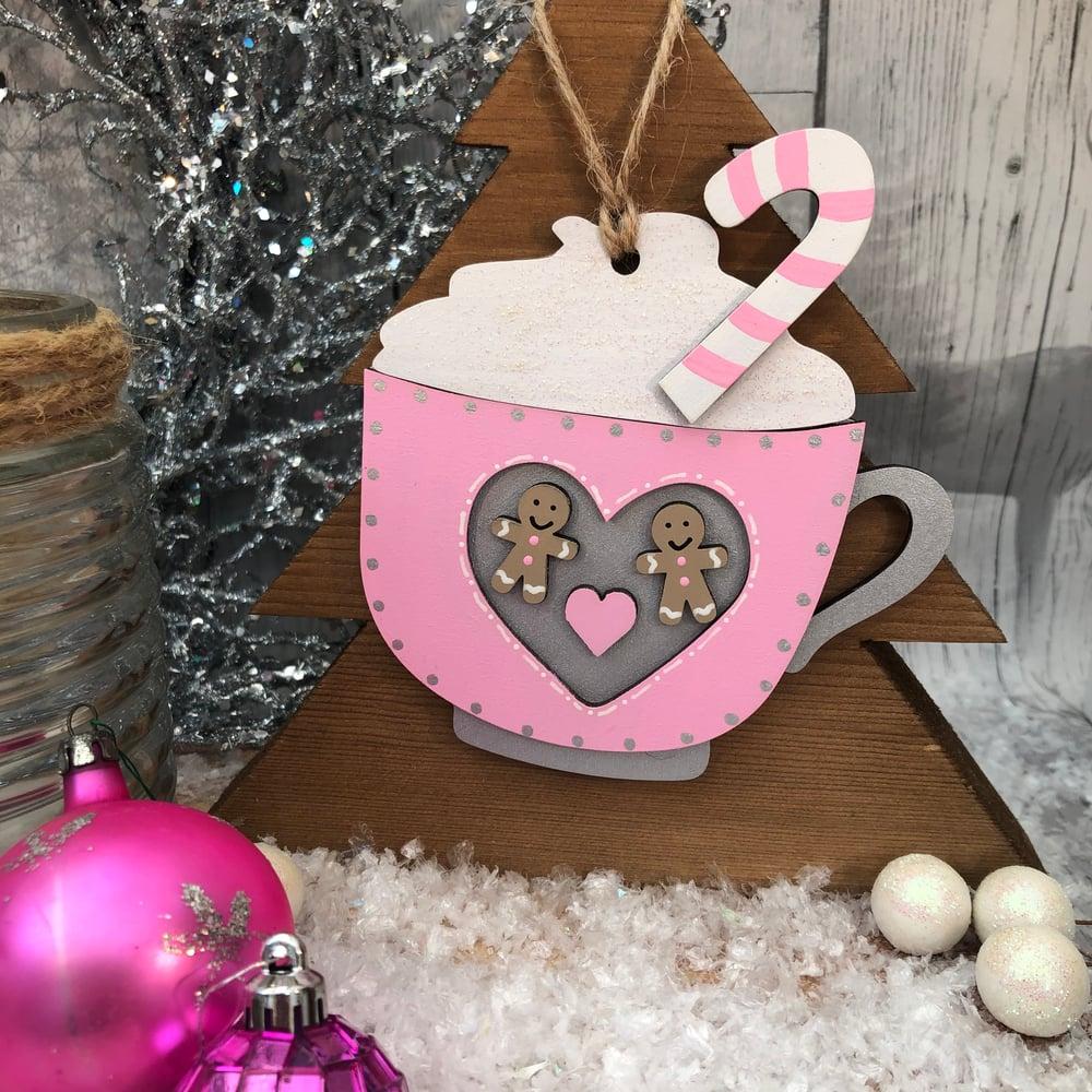 Image of Christmas Mug - Gingerbead Man