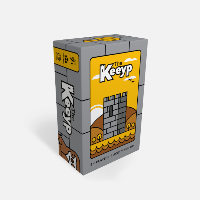 The Keeyp: Official Card Game
