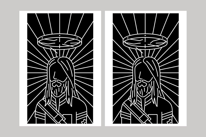 Jesus messenger poster