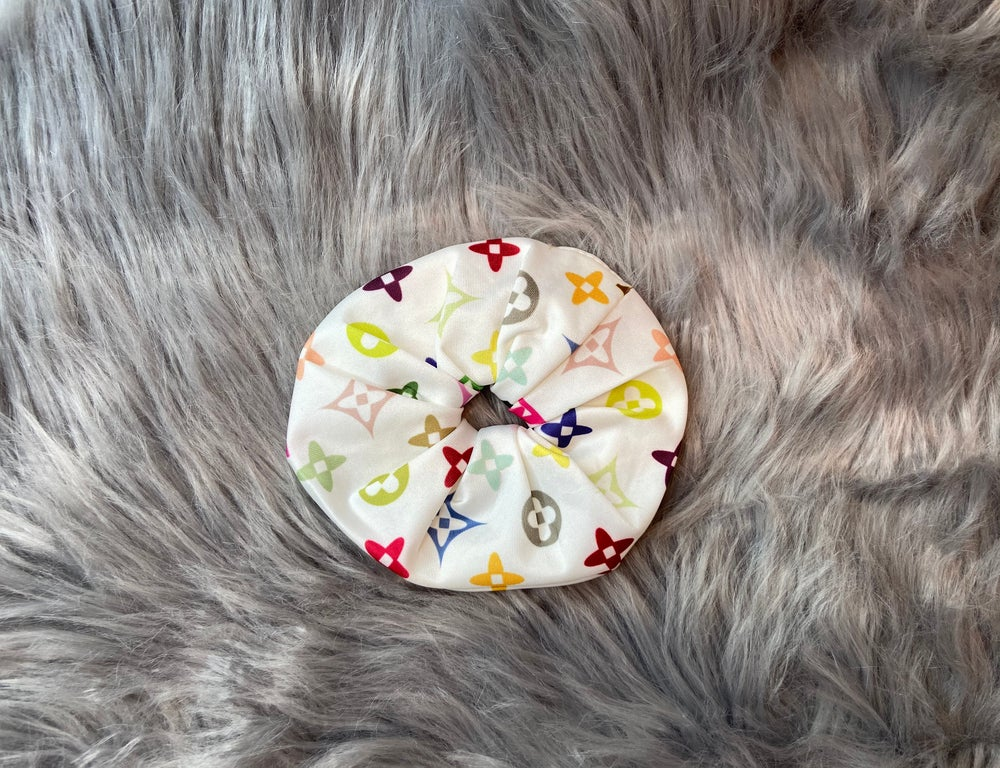 Image of Louis Vuitton Scrunchie