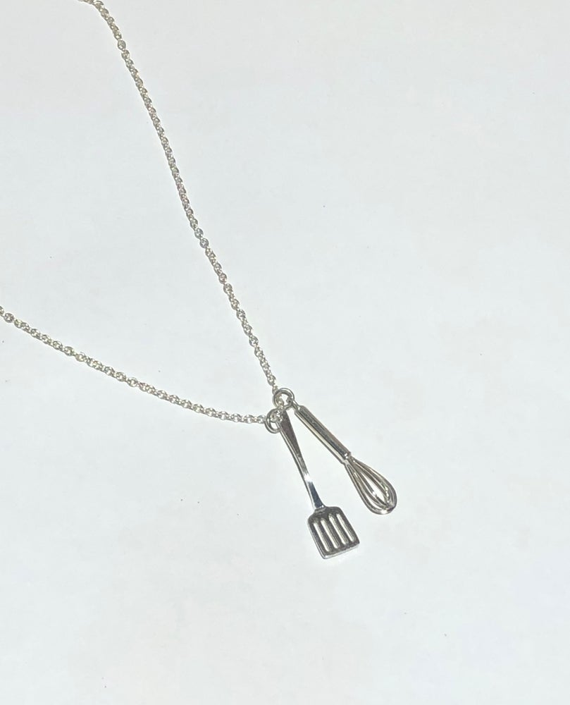 Image of Utensil Necklace