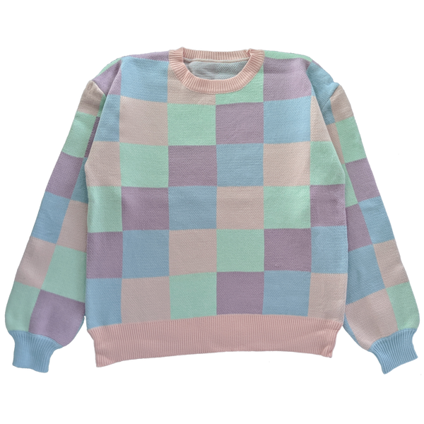 Image of Pastel Sweater