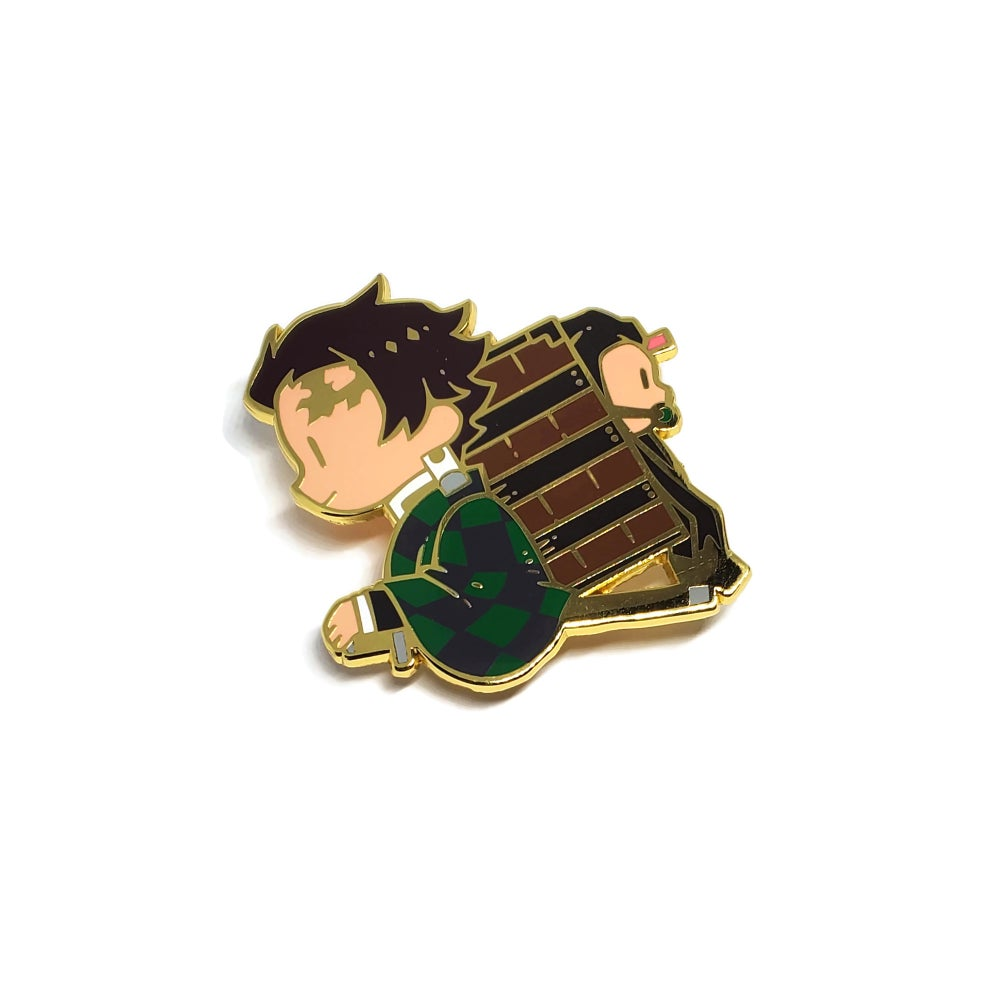 Image of DS Enamel Pin