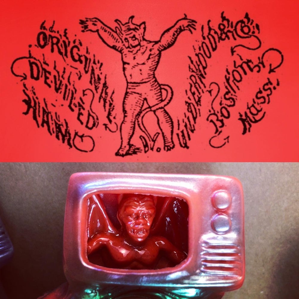 Image of Devil's Plaything TV Heads