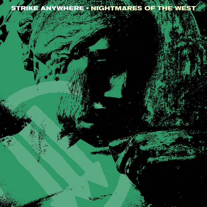 "Image of Strike Anywhere - ""Nightmares of The West"" 12""ep (Color)"