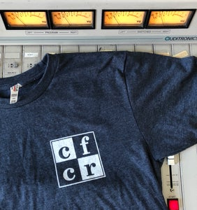 "Image of CFCR ""Square Logo"" T-Shirt"