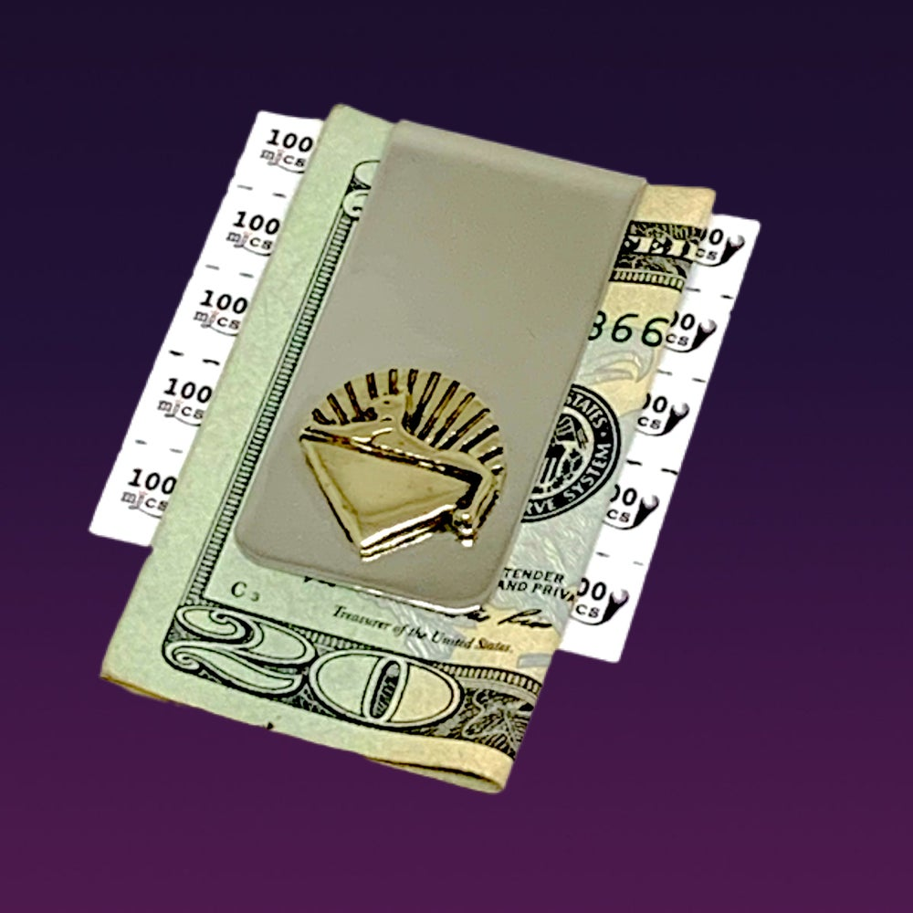 Image of Cats Money Clip