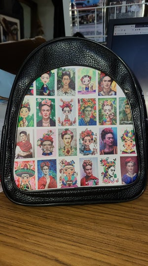 Cultural backpack