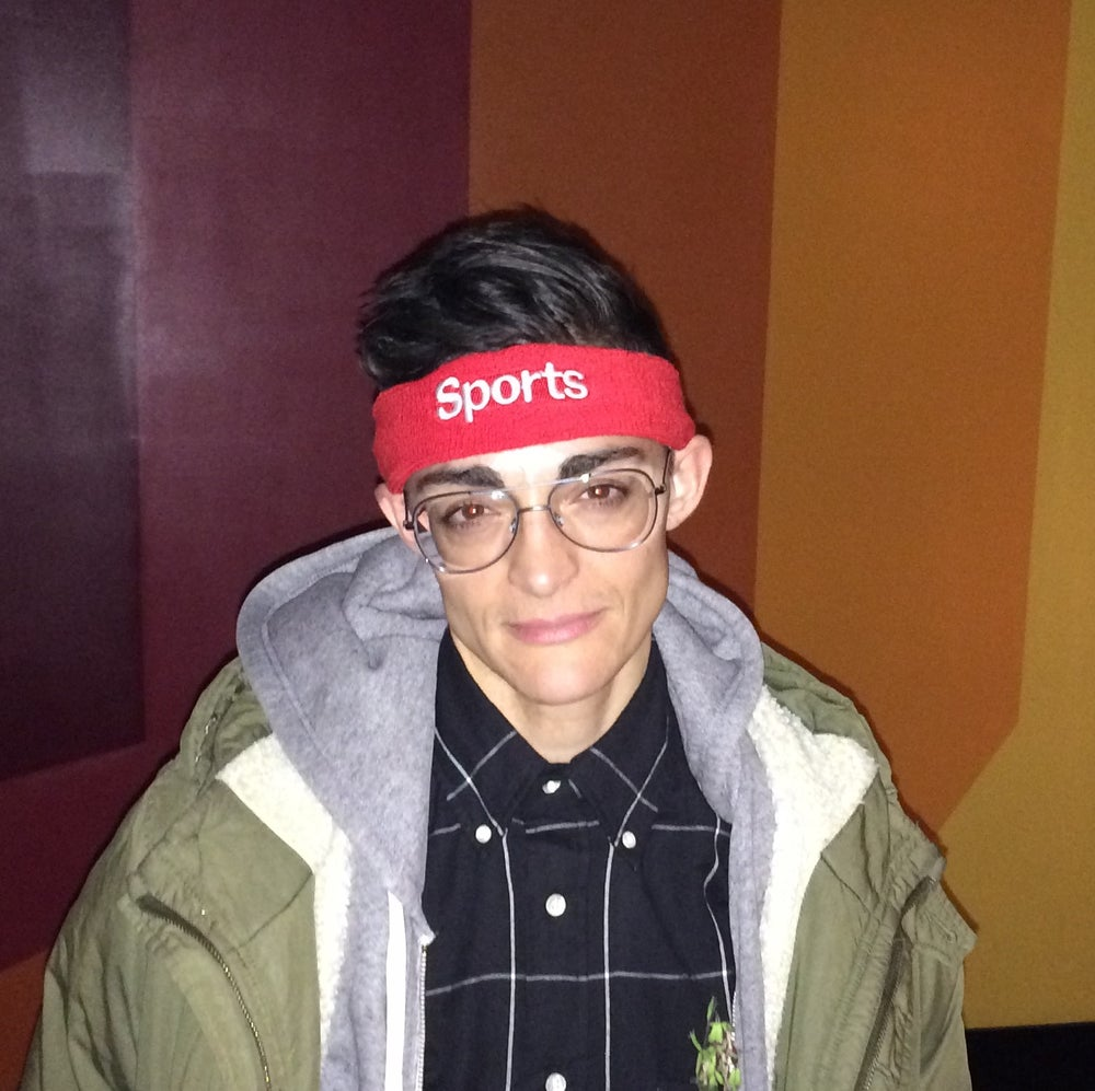 "Image of ""Sports"" Headband"