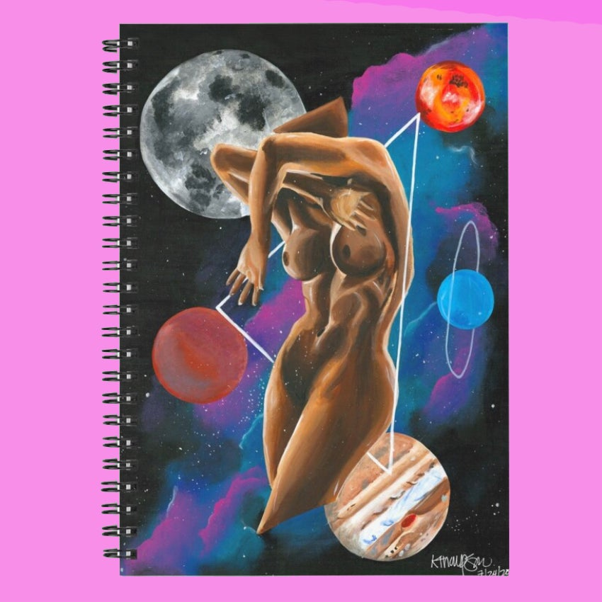 Image of Divinity (Notebook)