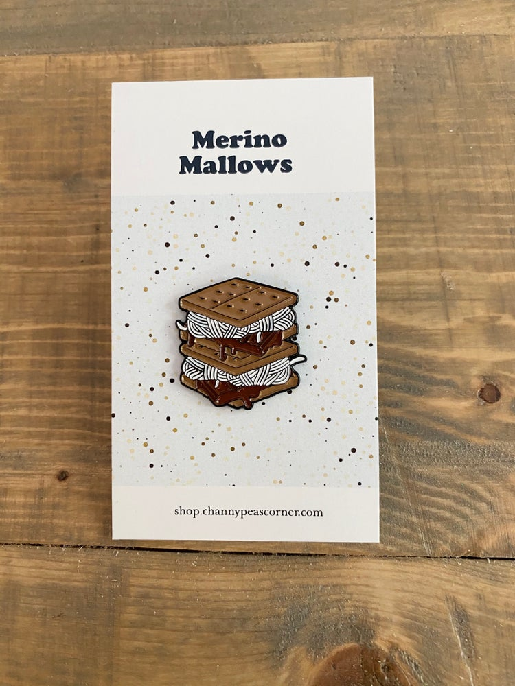 "Image of Merino Mallows ""Smores"""
