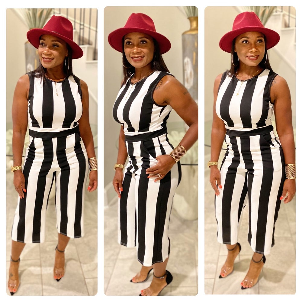 Image of Black and White Affair
