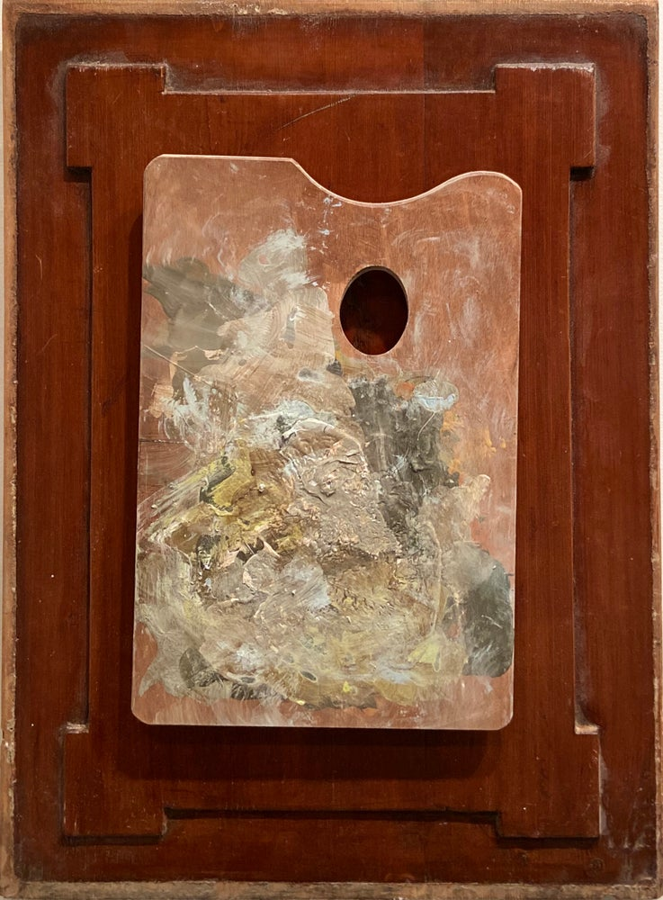 Image of Wood Panel Palette Large