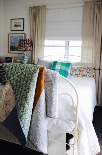 Image of Bespoke Queen Size Quilt