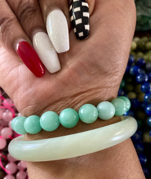 Image of Jaded Jaguar | JADE LUCKY CHARM WEALTH • SUCCESS • WISDOM