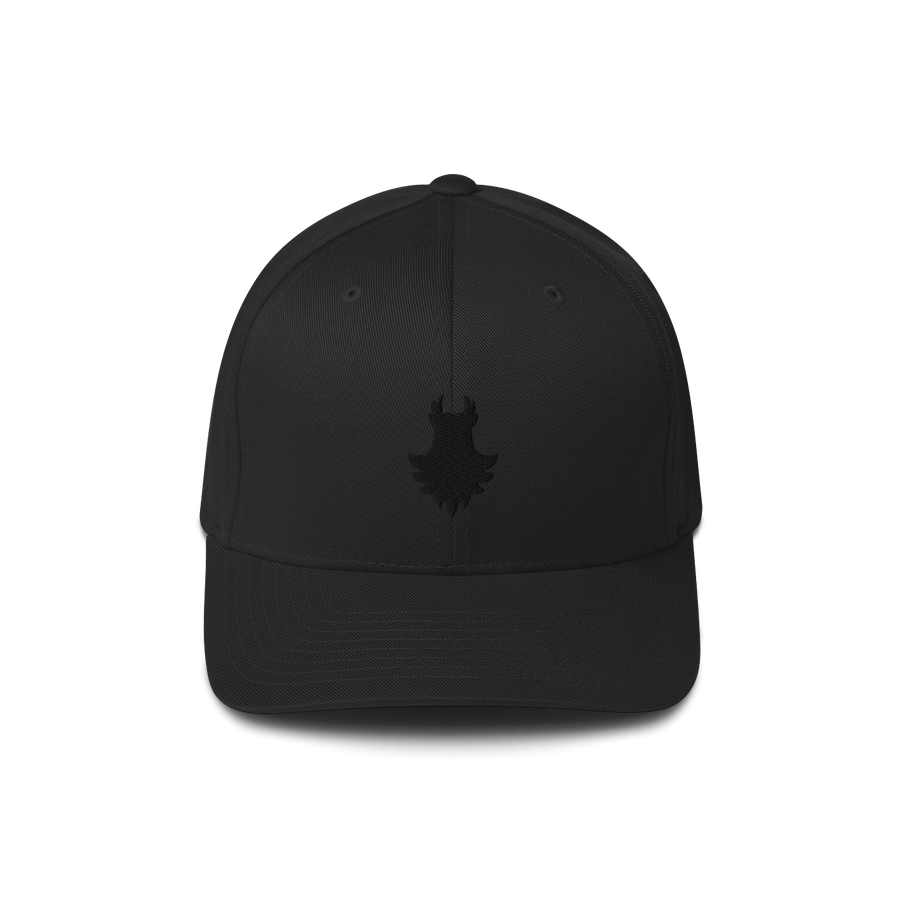 Image of Zik Black On Black Cap
