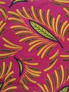 Ankara Floral Cushion Cover