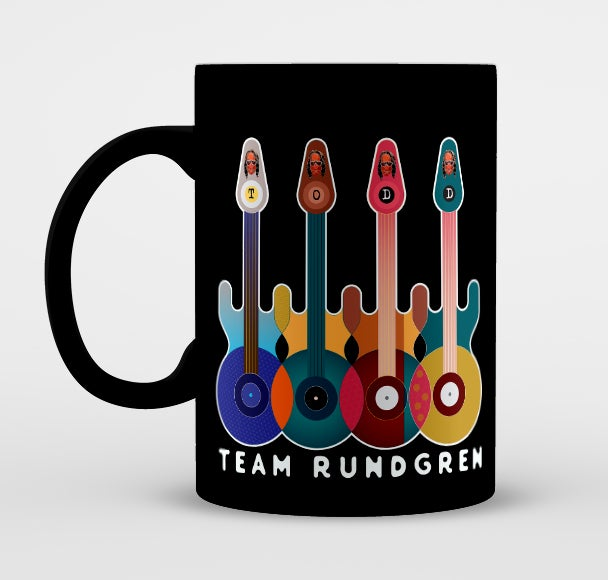 Image of Team Rundgren Mug