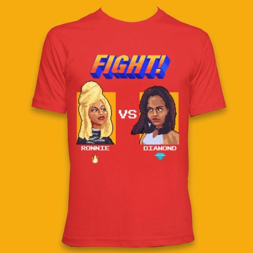 Image of Girl Fight (Tee)