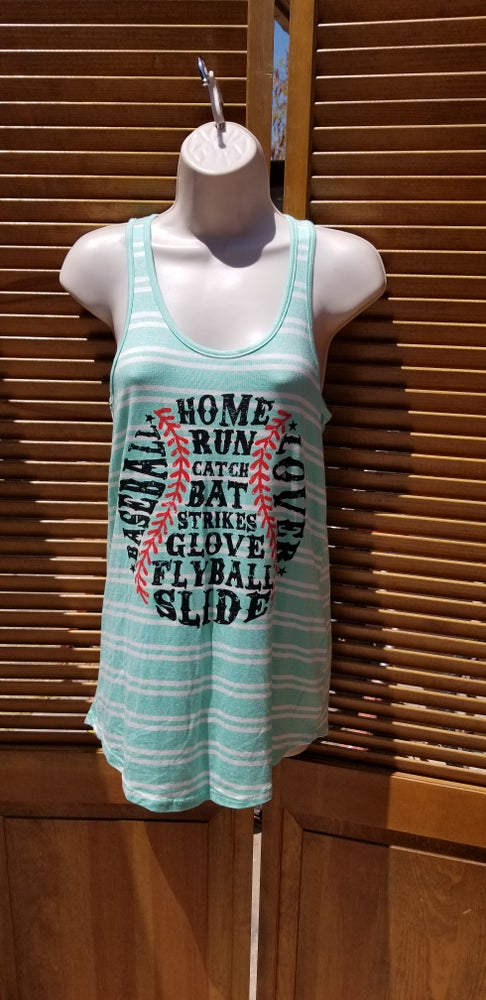 Image of Small Pink Foot Tank Top