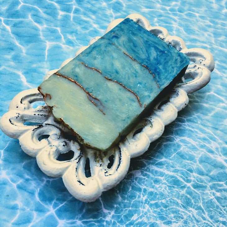 Image of COOL WATER SOAP - CURE DATE AUGUST 15