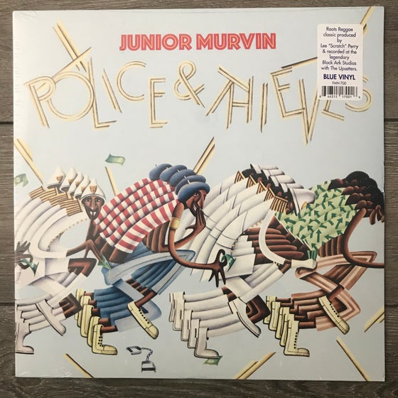 Image of Junor Murvin - Police And Thieves Vinyl LP