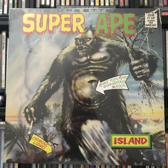 Image of The Upsetters - Super Ape Vinyl LP
