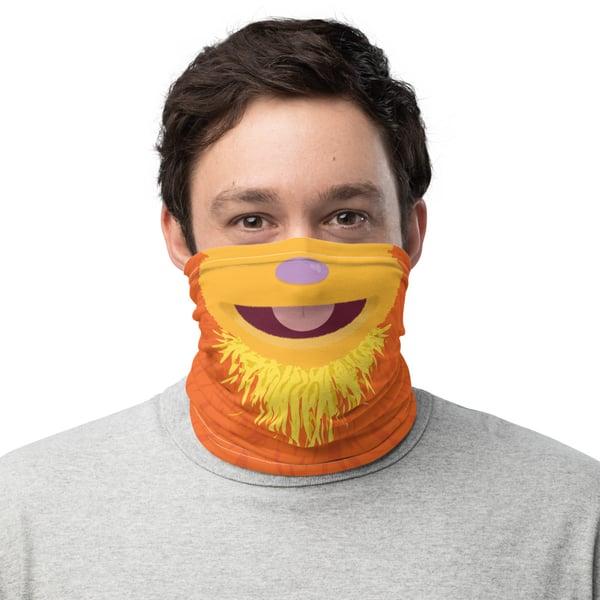 Image of Mister Monkey's Smile Mask / Neck Gaiter