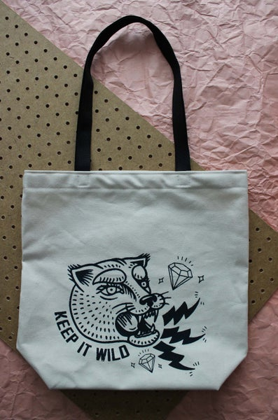 Image of Keep it Wild Tote