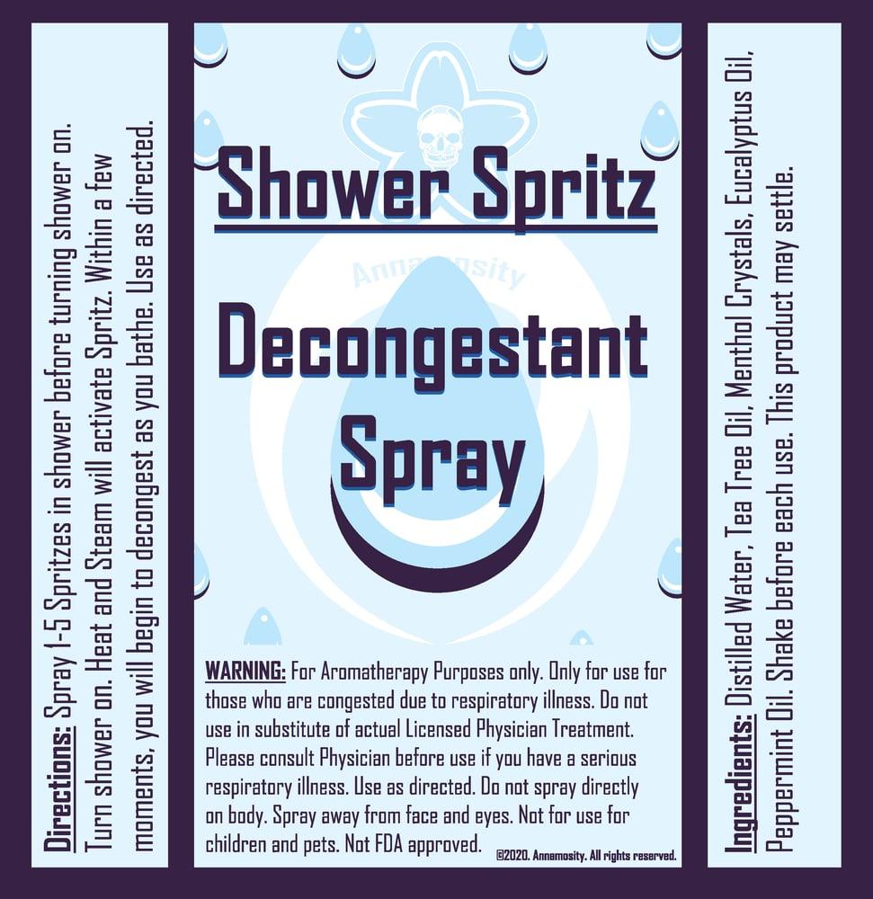 Image of Shower Spritz - Decongestant