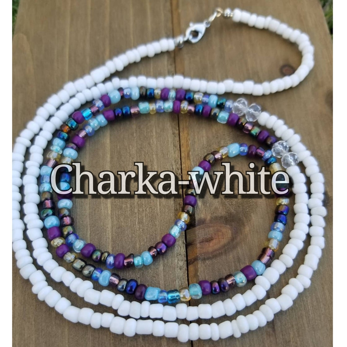 Image of Charka Waistbead Belly Chain