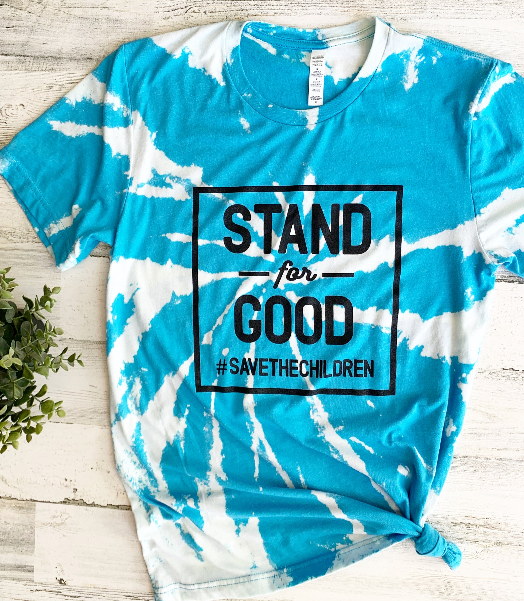 Image of Stand for Good Tshirt