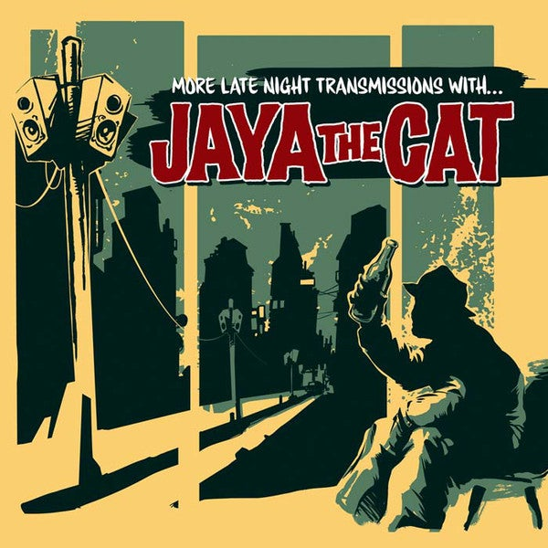Image of Jaya the Cat - More Late Night Transmissions With..... LP (IMPORT)