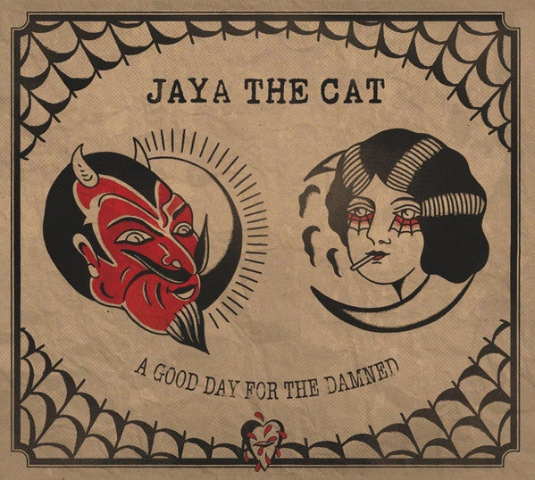 Image of Jaya the Cat - A Good Day for the Damned LP