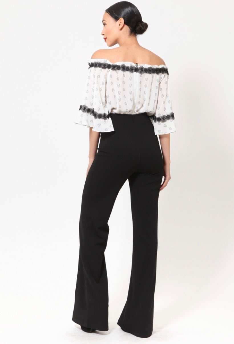 Image of While in Spain Romper