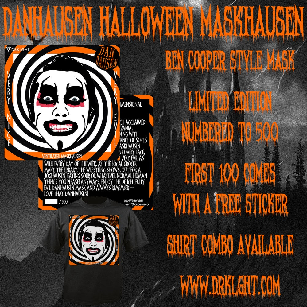 Image of Danhausen Mask