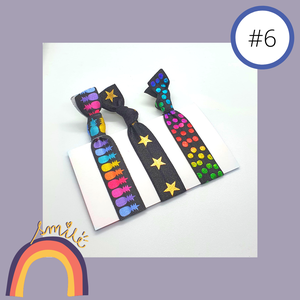 Image of NEW No Snag Hair Ties - Set of 3