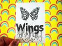 Zine: Wings