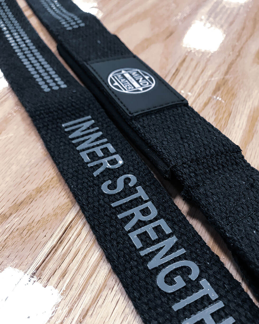 Image of INNER STRENGTH LIFTING STRAPS