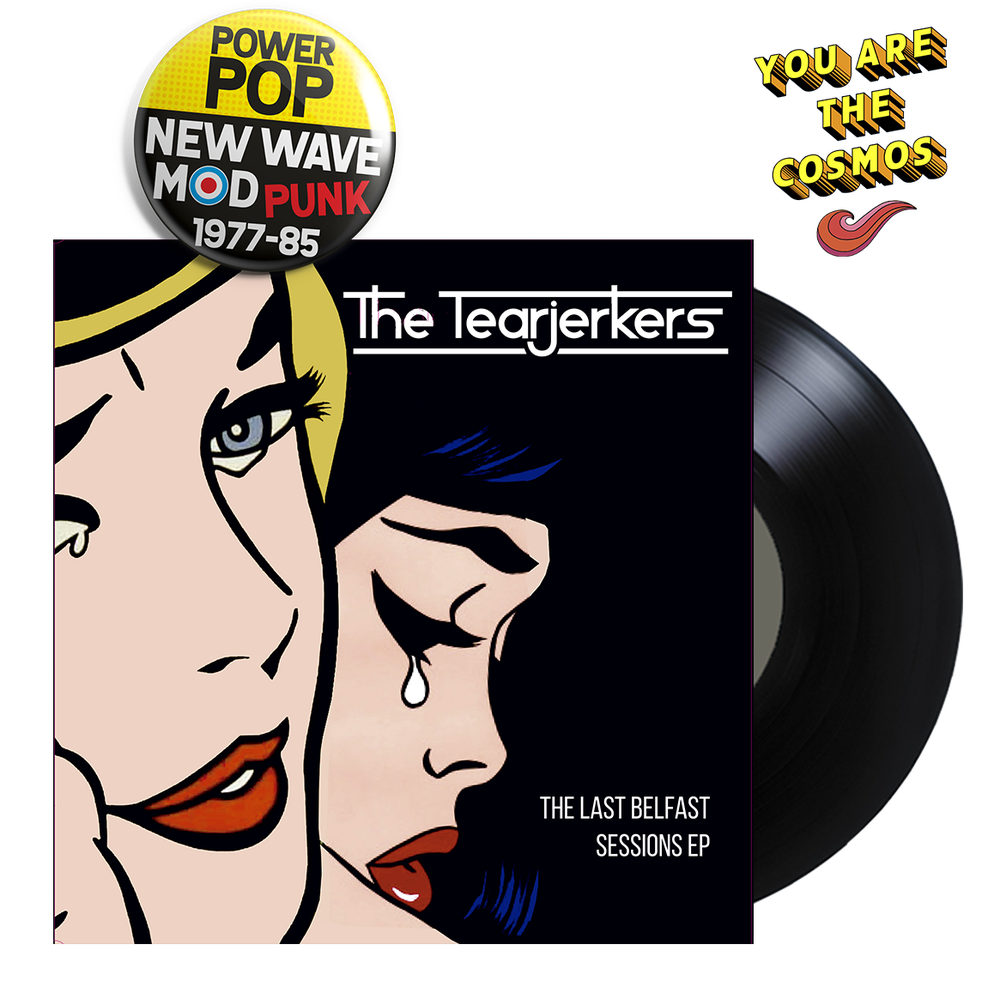 """Image of THE TEARJERKERS - 7"""" EP"""