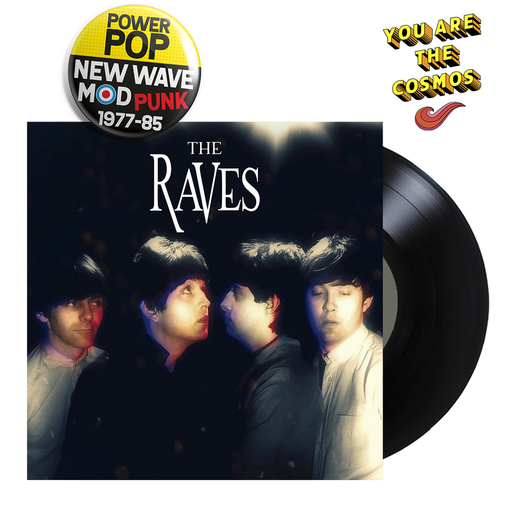 """Image of THE RAVES - 7"""" EP"""