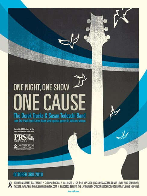 Image of One Night, One Show, One Cause 2010