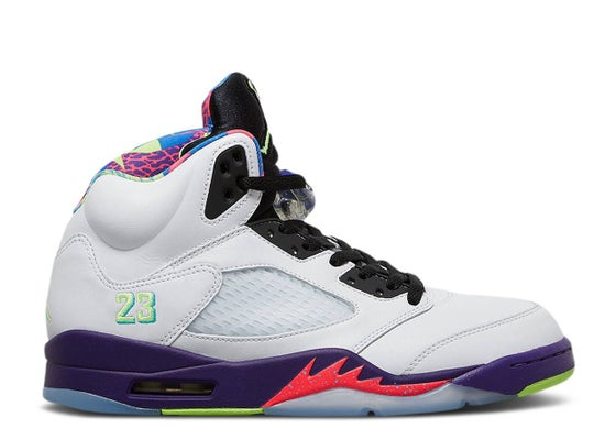 "Image of Air Jordan Retro 5 ""Bel-Air Alternate"""