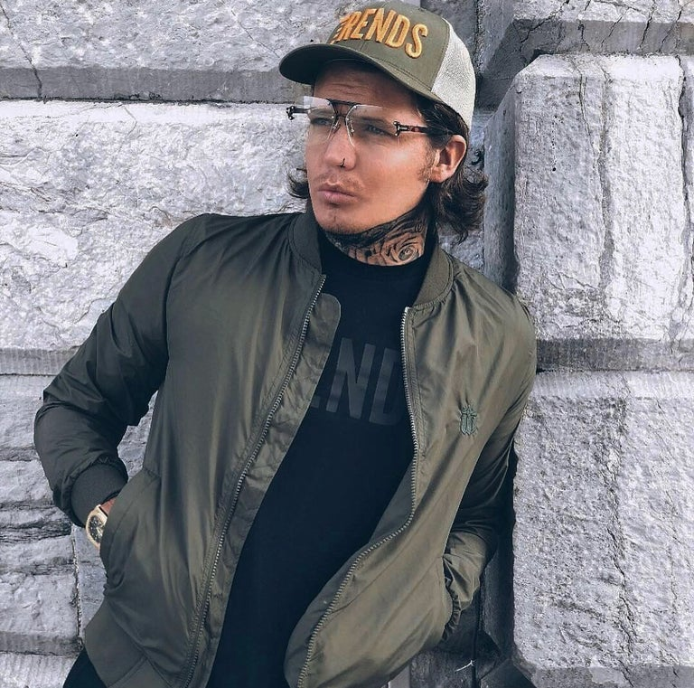 Image of BOMBER JACKET - VARIOUS COLOURS