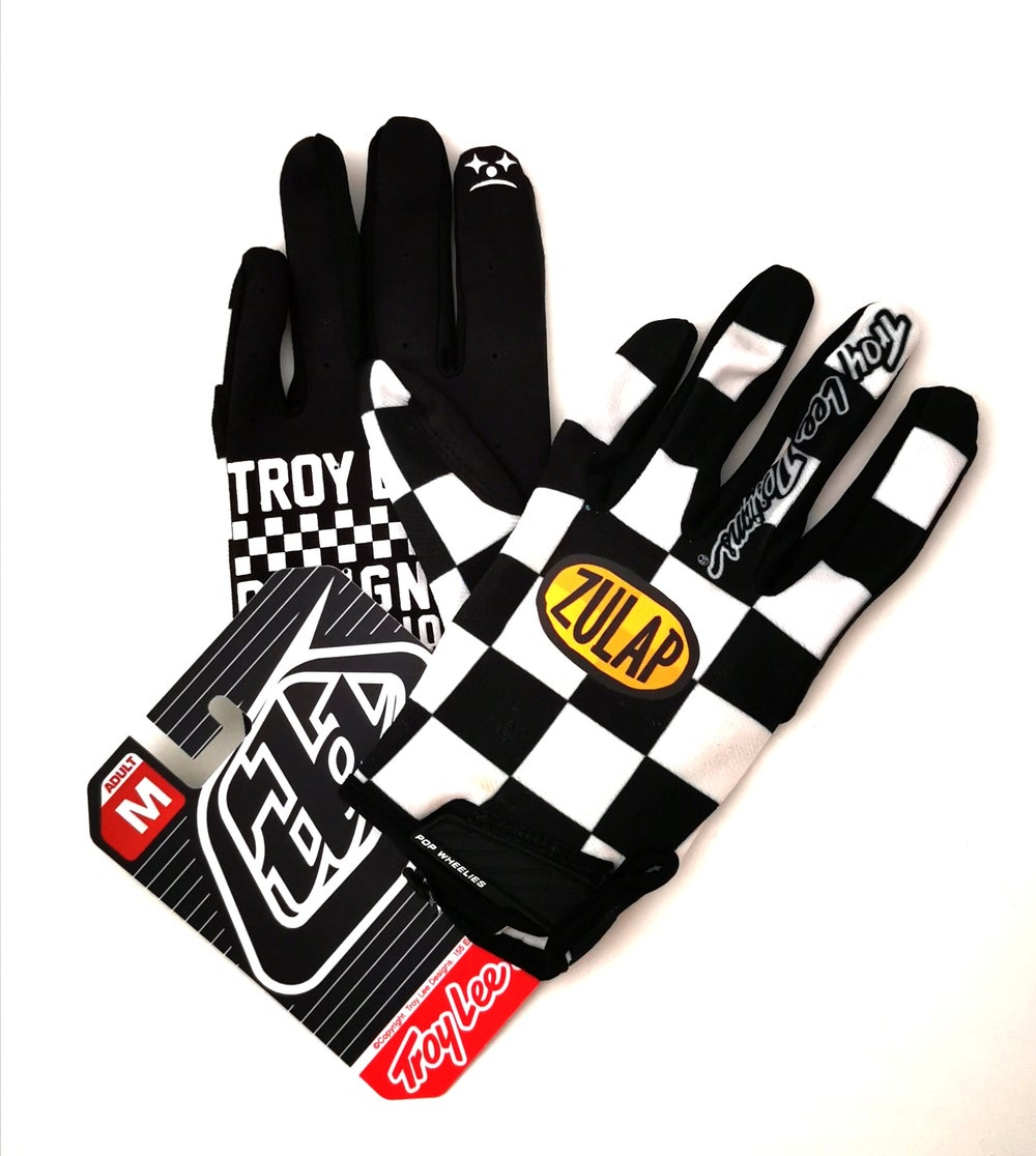 Image of TLD X Zulap Crew - Checker Air Glove