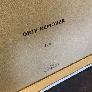 "Image of ""Drip Remover"" Original 1/1 on 70x70cm Deep Edge Canvas"