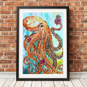 Spirit of the Octopus